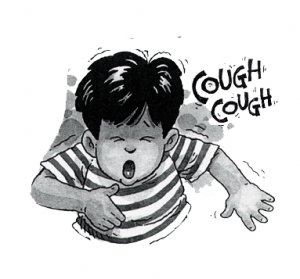 how to get rid of persistent cough and cold